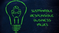 Sustainable Responsible Business Values