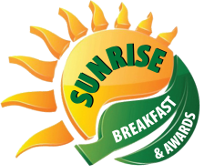 Sunrise Breakfast & Awards logo