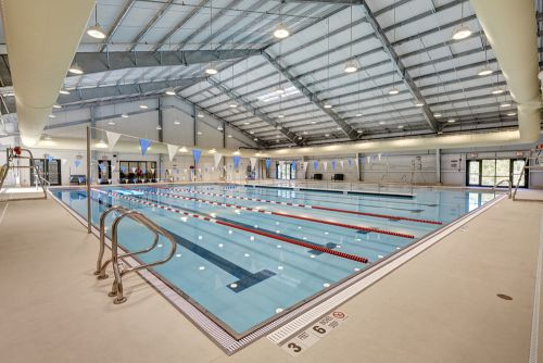 Catskill Recreation Center competitive pool